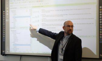 Methoden Coach Andre Morgenstern gibt MAXQDA Workshops online, inhouse und im Rahmen eines Videokurses